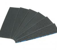 """Zona 1 1/2"""" Wide Assorted Sanding Strip Pack for Finger Sander"""
