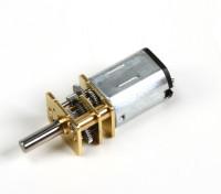 Brushed Motor 15mm 6V 20000KV w/ 150:1 Ratio Gearbox