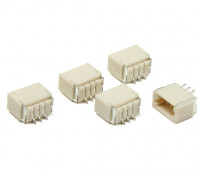 JST-SH 3Pin Socket (Surface Mount) (5pcs)