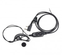 Baofeng UV82 Dual PTT Earphone