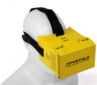 FPVSTYLE Cardboard DIY FPV Headset (Kit)