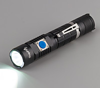 SupFire A3 High Power 1100lm Cree LED Flashlight w/USB Charger
