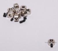 Landing Gear Wheel Stop Set Collar 9x4.1mm (10pcs)