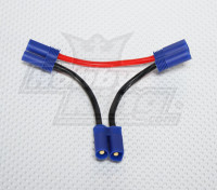 EC5 Battery Harness 12AWG for 2 Packs in Series