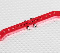 Heavy Duty Alloy 3.6in 24T Pull-Pull Servo Arm - Hitec (Red)