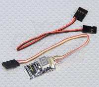 Low G 3 Axis G-Force MicroSensor