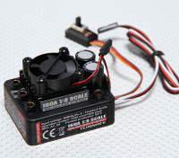 Turnigy 160A 1:8th Scale Sensorless ESC w/Fan