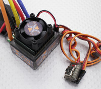 Hobbyking® X-Car 120A Brushless Car ESC (sensored/sensorless)