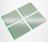 DIY PCB Bread Board 57x45mm (4pcs/bag)