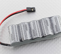 Turnigy Receiver Pack 2/3A 1500mAh 6.0V NiMH High Power Series