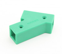 RotorBits 45 Degree Connector (Green)