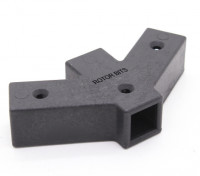RotorBits 60 degree Y connector 2 sided (Black)