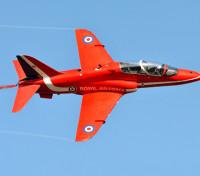 """Italeri 1/48 Scale Hawk T1A """"Red Arrows"""" Plastic Model Kit"""