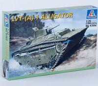 Italeri 1/35 Scale LVT - (A) 1 Alligator Plastic Model Kit