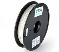 ESUN 3D Printer Filament White 1.75mm PLA 0.5KG Spool