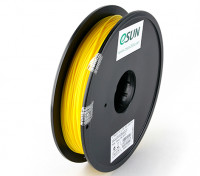 ESUN 3D Printer Filament Yellow 1.75mm PLA 0.5KG Spool