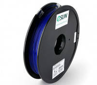 ESUN 3D Printer Filament Blue 1.75mm PLA 0.5KG Spool