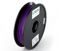 ESUN 3D Printer Filament Purple 1.75mm PLA 0.5KG Spool