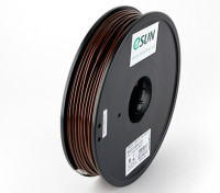 ESUN 3D Printer Filament Brown 3mm ABS 0.5KG Spool