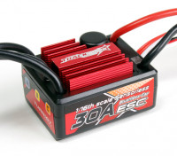 Trackstar 30A 1/16th Scale Sensorless Brushless ESC