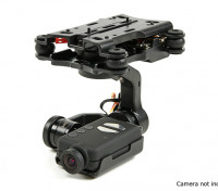 Quanum 3-Axis Mobius Camera Based Gimbal