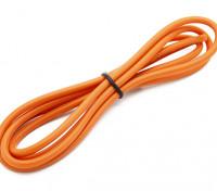 Turnigy High Quality 14AWG Silicone Wire 1m (Orange)
