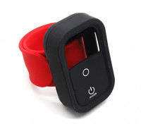 Slap Wristband Mounted GoPro WiFi Remote Case