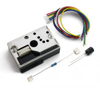 Sharp Dirt/Dust Sensor With Line Out For Kingduino