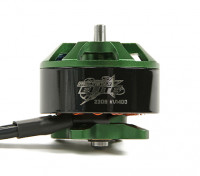 Multistar Elite 2308-1400 Multi-Rotor Motor (CW/CCW Prop Adaptors)