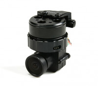 Quanum Single Axis Gimbal with Camera