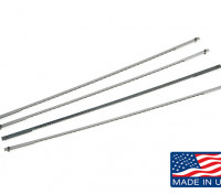 """Zona 5"""" Replacement Pin End Coping Saw Blades 15 TPI (4pcs)"""