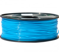 HobbyKing 3D Printer Filament 1.75mm PLA 1KG Spool (Aqua)