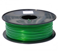 HobbyKing 3D Printer Filament 1.75mm PLA 1KG Spool (Green Grass)