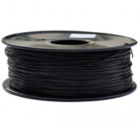 HobbyKing 3D Printer Filament 1.75mm Polycarbonate or PC 1.0KG Spool (Black)