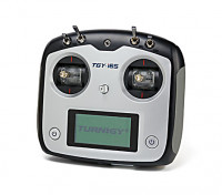 Turnigy TGY-i6S Digital Proportional Radio Control System (Mode 2) (Black)