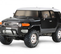 Tamiya 1/10 Scale Toyota FJ Cruiser Black Special Edition (CC-01 Chassis) 58620
