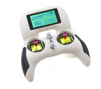Turnigy Evolution Digital AFHDS 2A Radio Control System w/TGY-iA6C Receiver White Mode 2