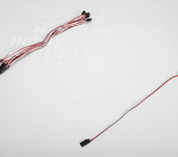 30CM Servo Lead Extention (Futaba) 26AWG (10pcs/set)