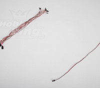 45CM Servo Lead Extention (Futaba) 26AWG (10pcs/set)