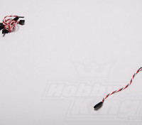 Twisted 15cm Servo Lead Extention (Futaba) 22AWG (5pcs/set)