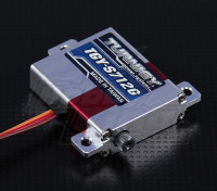 Turnigy™ TGY-S712G Alloy Case Slim Wing DS/MG Servo 25T 7kg / 0.12sec / 28g