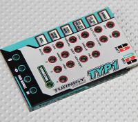 Turnigy TY-P1 25Amp Brushless ESC Programming Card
