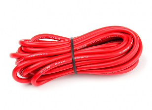 Turnigy High Quality 10AWG Silicone Wire 4m (Red)