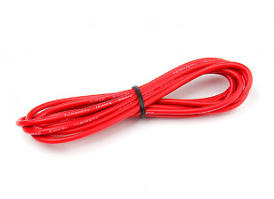 Turnigy High Quality 16AWG Silicone Wire 2m (Red)