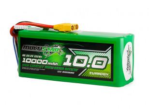 Multistar High Capacity 10000mAh 6S 12C Multi-Rotor Lipo Pack w/XT90