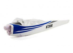H-King Cessna 182 - Replacement Fuselage (Blue)