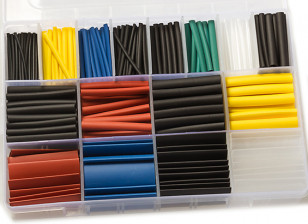 Heat Shrink Tubing Tube Kit (580pcs)