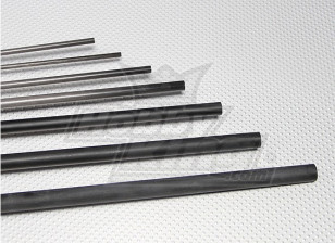 Carbon Fiber Rod (solid) 1.5x750mm