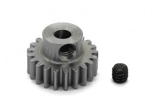 Robinson Racing Steel Pinion Gear 48 Pitch Metric (.6 Module) 21T