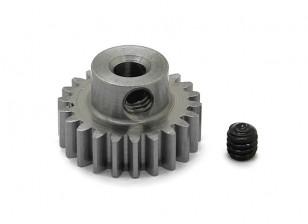 Robinson Racing Steel Pinion Gear 48 Pitch Metric (.6 Module) 22T